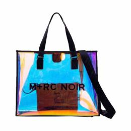 M+RC NOIR Big Shopping bag / Rainbow