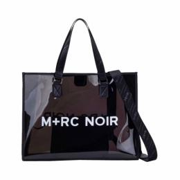 M+RC NOIR Big Shopping bag / Black