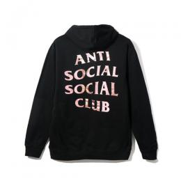 Anti Social Social Club Stressed Hoodie