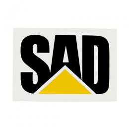PORT FREEMANS SAD Sticker WH