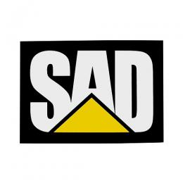 PORT FREEMANS SAD Sticker BK