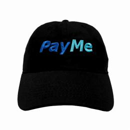 TRIUS GARMENTS Pay Me BK 6 Panel Cap