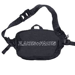 PLACES+FACES P+F Waist Bag / BK