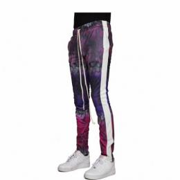 EPTM PSYCHO DYE TRACK PANTS - PURPLE HAZE