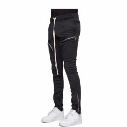 EPTM ZIP CARGO PANTS V2 - BLACK