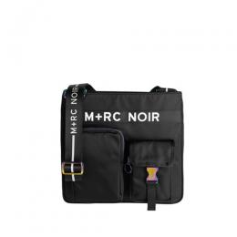 M+RC NOIR MAC-10 MESSENGER RAINBOW BUCKLE BAG
