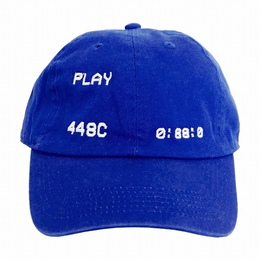 448c VISION PLAY Cap //Hat 6 Panel Cap
