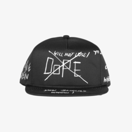 2015AW/FW DOPE Chaos snapback