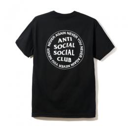 Anti Social Social Club Never Again Never You Tee
