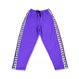 Pretty Boy Gear PLVY NO GVME TRACK PANTS / PURPLE