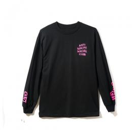 Anti Social Social Club GET WEIRD L/S