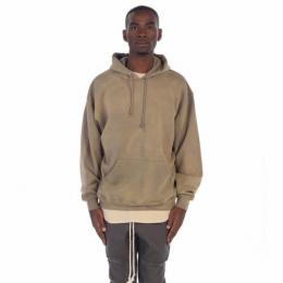 EPTM POWER WASHED HOODIE - TAN