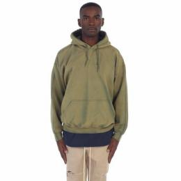 EPTM POWER WASHED HOODIE - OLIVE