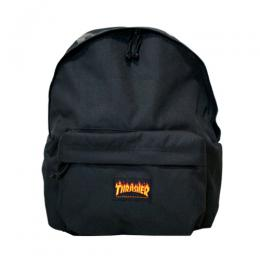 THRASHER Flame Logo Back Pack