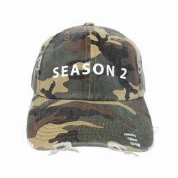 PESOSX  BOOTLEG SEASON 2 INVITE 6 Panel Cap