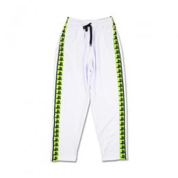 Pretty Boy Gear PLVY NO GVME TRACK PANTS / WHITE