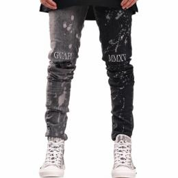 Guapi Clothing CLOUD GREY FUSION DENIM