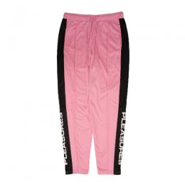 PLEASURES COLORBLOCK TRACK PANTS / PK