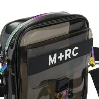 M+RC NOIR PVC BLACK TRANSPARENT PVC BAG