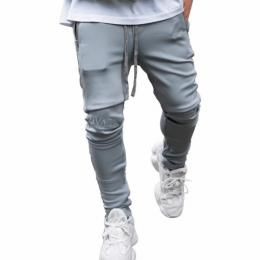 Guapi Clothing ALL GREY TRACK PANTS