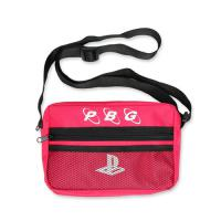 Pretty Boy Gear PBG Mini Messenger Bag / RED