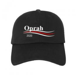PIZZA SLIME OPRAH 2020 DAD HAT / BK