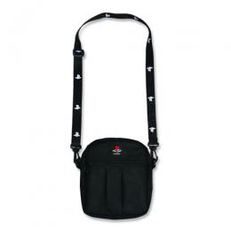 Pretty Boy Gear Reflect Strap Mini Messenger Bag