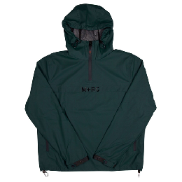 "M+RC NOIR ""STORM"" Pull-Over Jacket / GREEN"