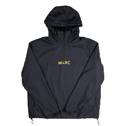 "M+RC NOIR ""STORM"" Pull-Over Jacket / GREY"