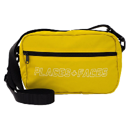 PLACES+FACES Cordura Fabric Pouch Bag / YEL