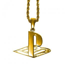 Pretty Boy Gear PLVY NO GVME Necklace
