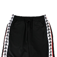Pretty Boy Gear PLVY NO GVME TRACK PANTS / BLACK