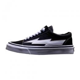 Revenge x Storm Low Sneakers / BLACK