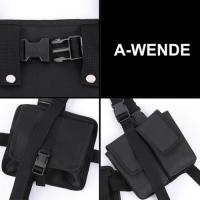 A-WENDE Pocket Belt bag