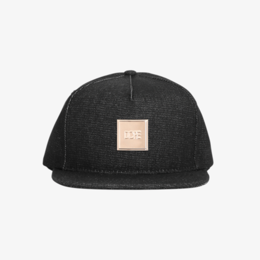 2015AW/FW DOPE Square Logo Metal snapback