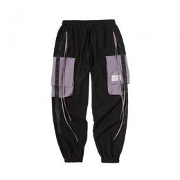 Dezzn Rock Track Pants / BK