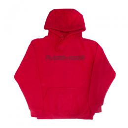 PLACES+FACES P+F Logo Hoodie / RED