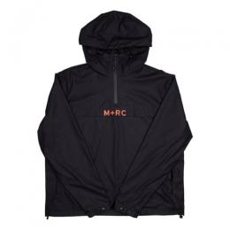 "M+RC NOIR ""STORM"" Pull-Over Jacket / BLACK"