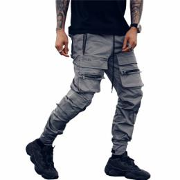 Guapi Clothing SHARK GREY TACTICAL CARGO PANT