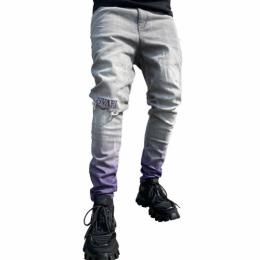 Guapi Clothing PURPLE FADE DENIM