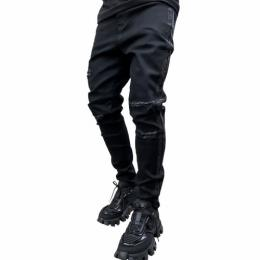 Guapi Clothing OBSIDIAN BLACK CARBONADO DENIM