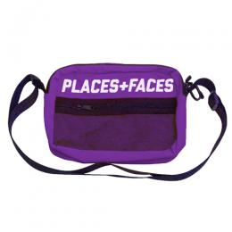PLACES+FACES P+F REFLECTIVE BAG / PUR