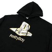 Pretty Boy Gear PLVY NO GVME Icy Hoodie
