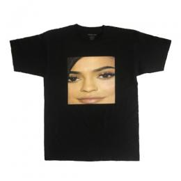 PIZZA SLIME Kylie Box Face T-Shirt